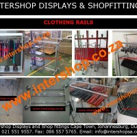 INTERSHOP DISPLAYS AND SHOPFITTINGS