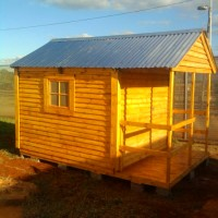 D&J Wendyhouses , manufacturers of wendyhouses , logcabins , toolsheds