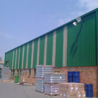Painting & Maintenance of Large Industrial Roofs