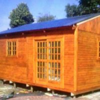 Wendy houses and log cabins manufacture
